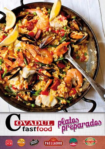 catálogo platos preparados COVADUL