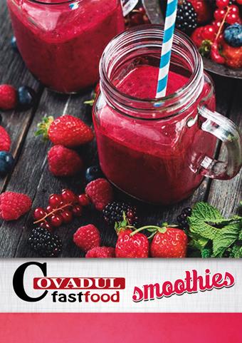 catálogo smoothies COVADUL