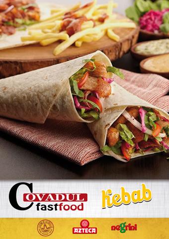 catálogo kebab COVADUl
