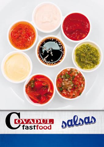 catálogo salsas COVADUL