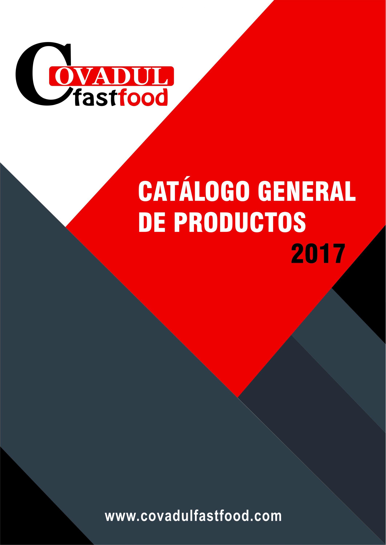 CATALOGO GENERAL _2017 COVADUL